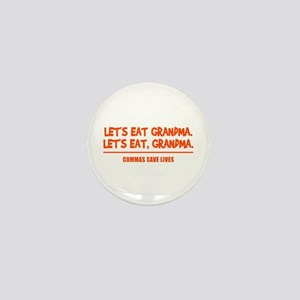 LET'S EAT GRANDMA. Mini Button